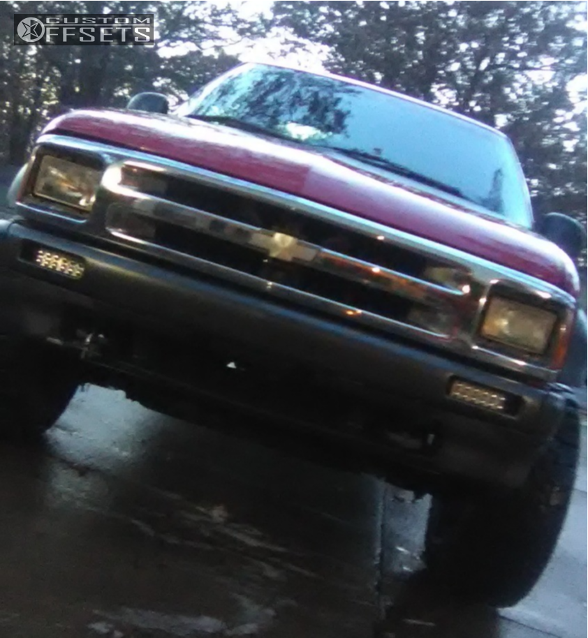 2 1997 S10 Chevrolet Stock Stock Pro Comp Series 52 Black