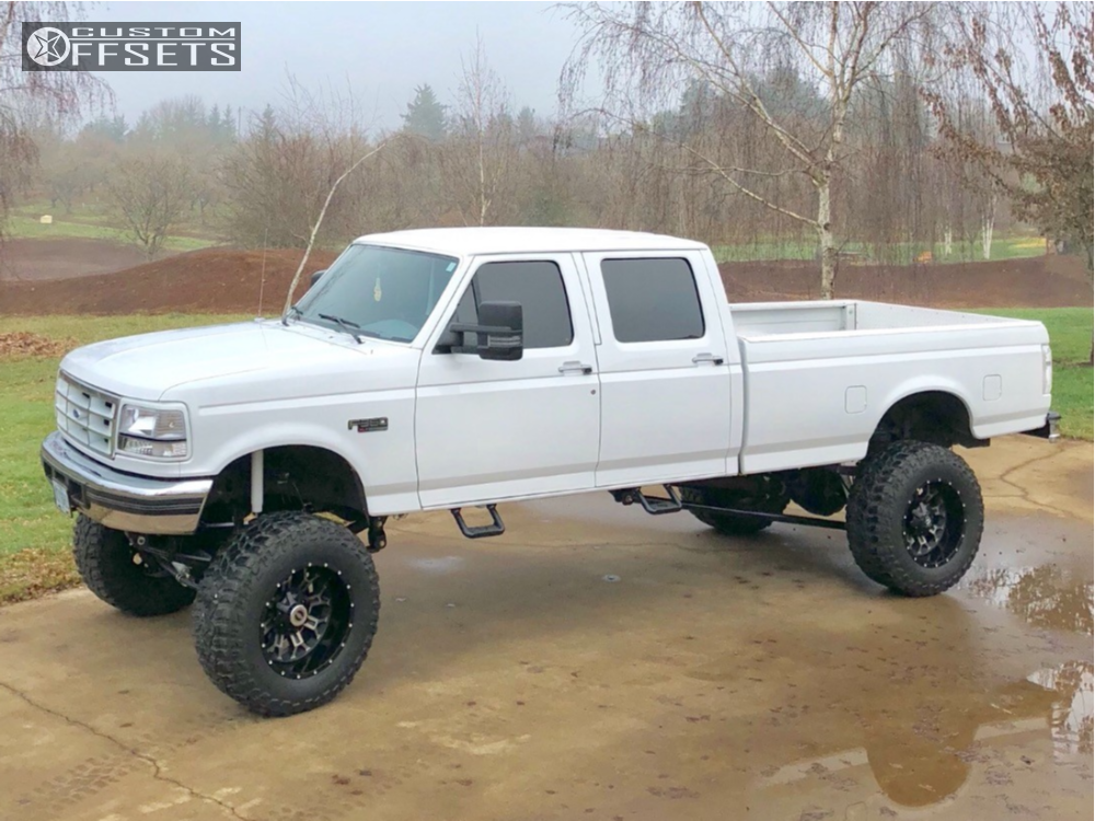 ford 97 f350