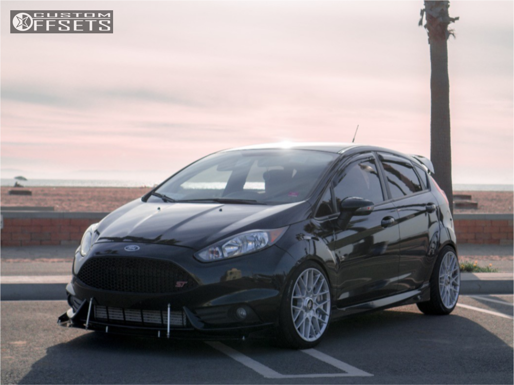 Ford Camber >> 2014 Ford Fiesta Rotiform Rse Hr Lowering Springs