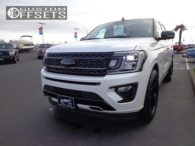 2018 Ford Expedition Dub Baller Stock Stock Custom Offsets