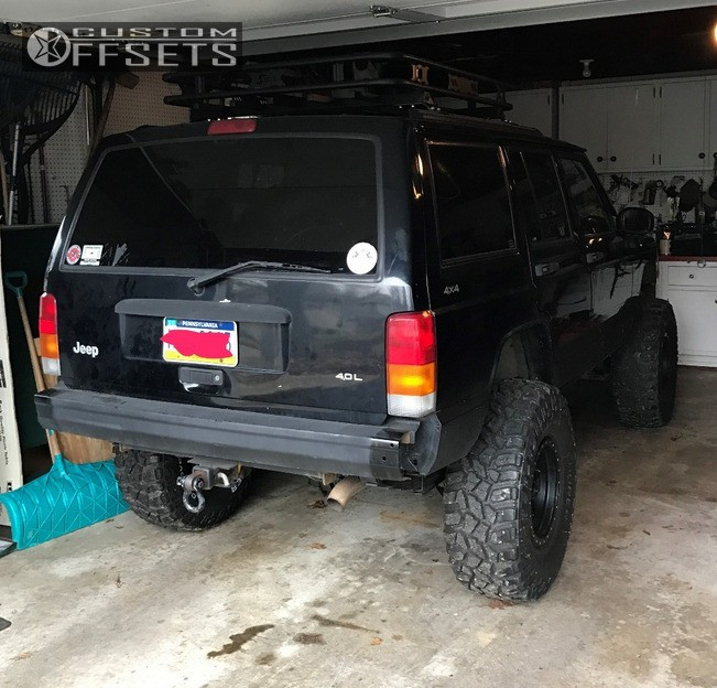 3 1999 Cherokee Jeep Bds Suspension Lift 45in Vision Manx Black