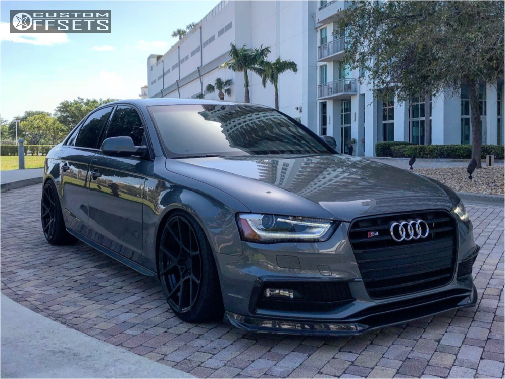2015 audi s4 rotiform kps st suspension coilovers. Black Bedroom Furniture Sets. Home Design Ideas