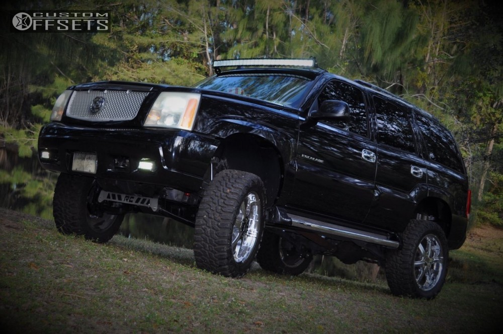 rough country 28020 a 6in cadillac ntd suspension lift kit 02 06 escalade custom offsets rough country 28020 a 6in cadillac ntd