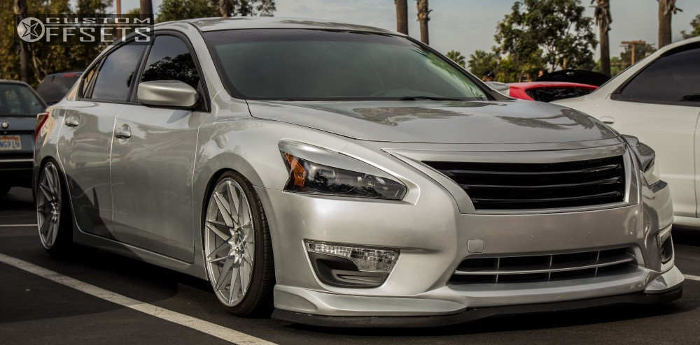 2013 Nissan Altima Klutch Km20 Bc Racing Coilovers