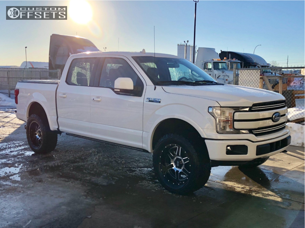 2018 Ford F 150 Xd Xd832 Readylift Leveling Kit
