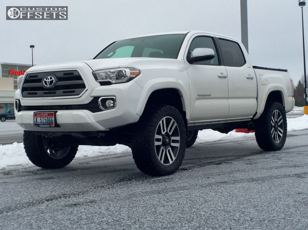 2015 Toyota Tacoma Spaced Out Stockers Spaced Out Stockers ...