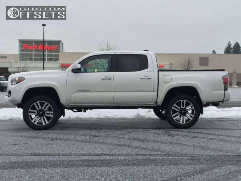 2015 Toyota Tacoma Spaced Out Stockers Spaced Out Stockers