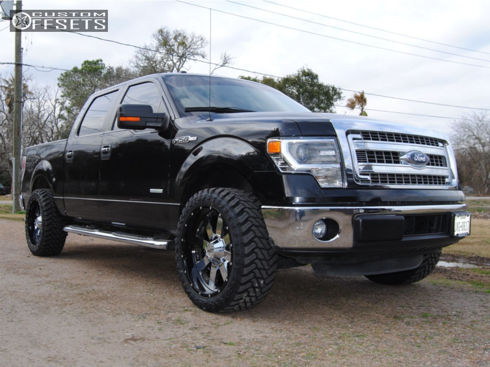 2014 F150 Leveling Kit With 33 Tires Tire Rub | Autos Post