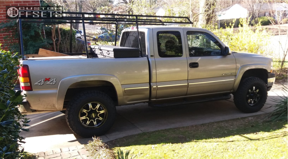 2001 Chevrolet Silverado 2500 Hd Ultra Menace Stock Stock ...