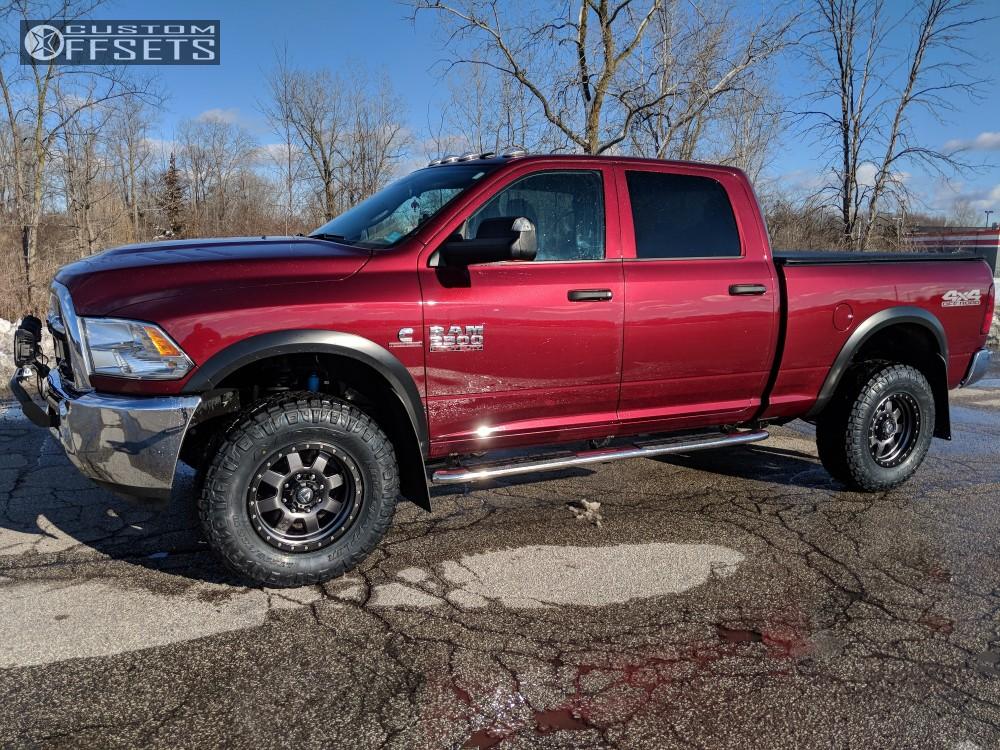 Truck Mud Tires >> 2017 Ram 2500 Fuel Podium Stock Stock