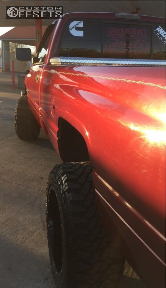 13 1996 Ram 2500 Dodge Stock Stock Fuel Triton Chrome