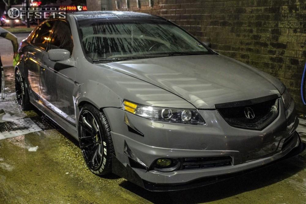 2004 Acura Tl Volk 57 Xtreme Cjspecs Tein Coirs Fast N Loud