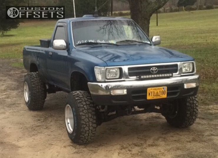 1994 Toyota Pickup Eagle Alloy Series 058 Suspension Lift 45in
