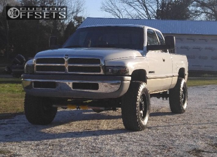 1997 Dodge Ram 1500 5 - Ram Dodge Suspension Lift Gear Alloy Dominator Machined Accents Aggressive - 1997 Dodge Ram 1500 5