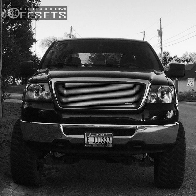 Ford F150 99: 2007 Ford F 150 Rbp 99r Fury Rough Country Suspension Lift 6in