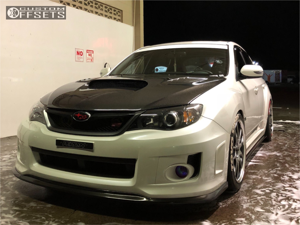 2011 subaru impreza work emotion cr kiwami apex coilovers. Black Bedroom Furniture Sets. Home Design Ideas