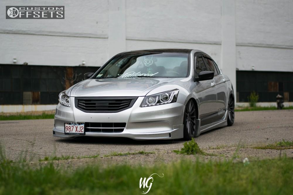 2011 Honda Accord Niche Form Air Lift Performance Air