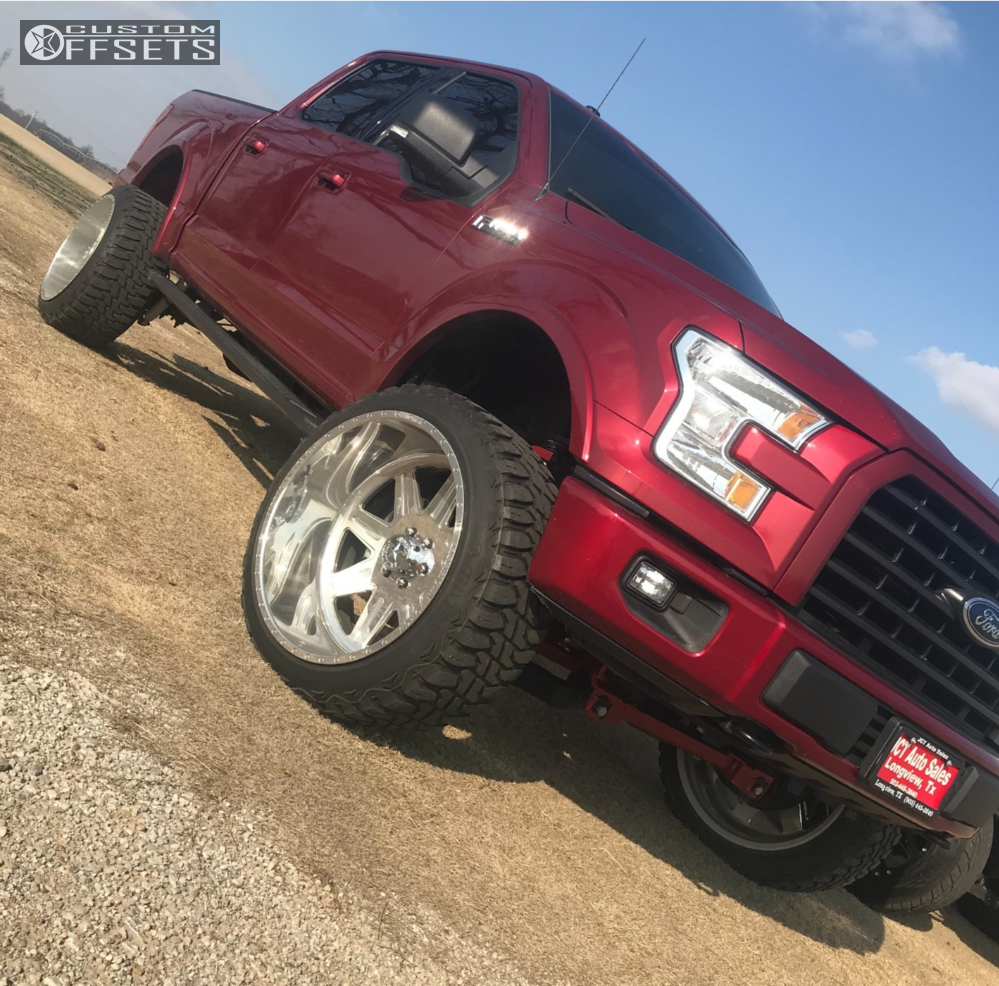 2016 Ford F 150 American Force Legend Ss Zone Suspension