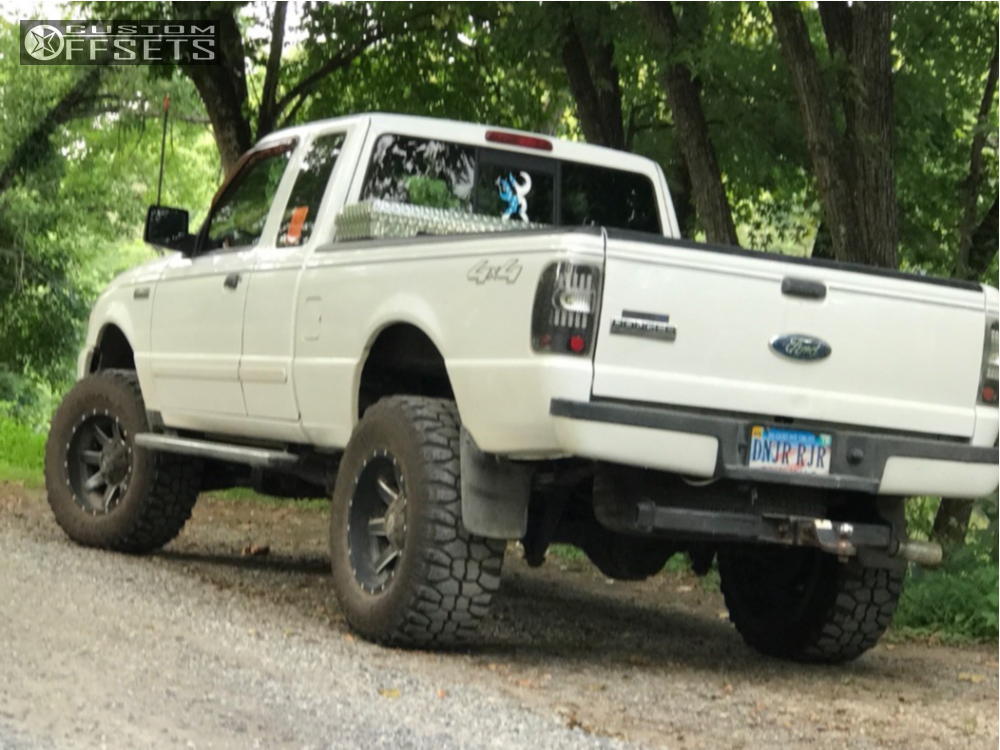 ford ranger body lift kit instructions