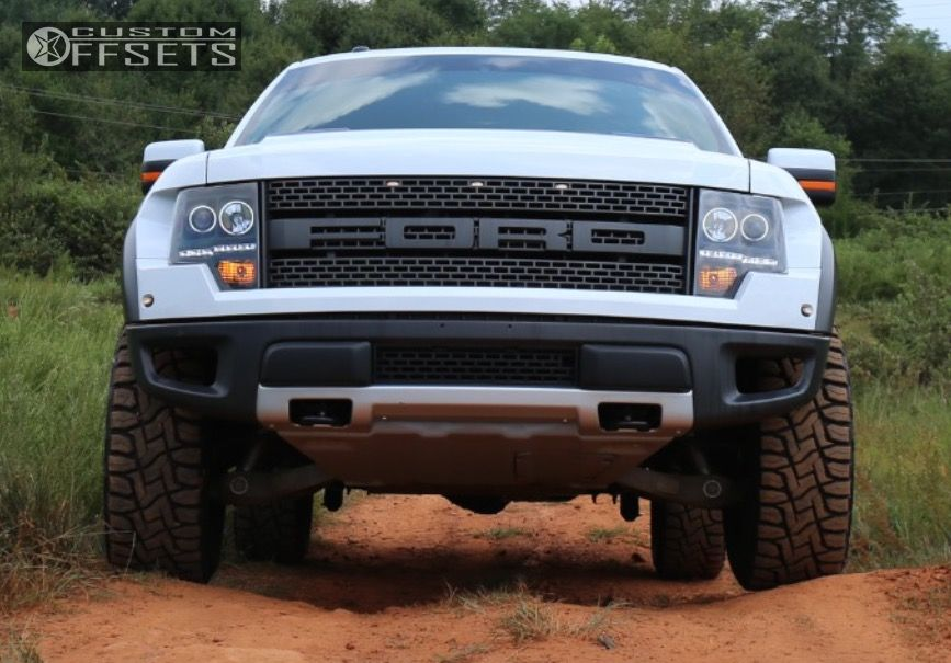 F Ford Stock Method The Standard Black Flush on Ford F 150 With Method Standard S
