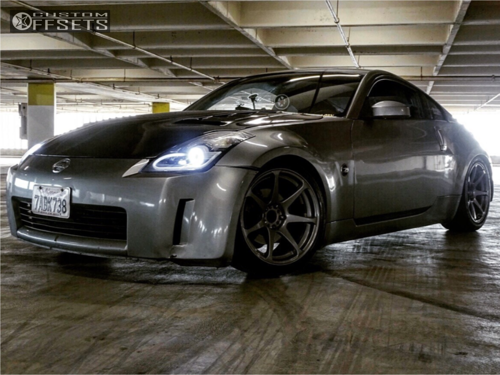 2004 nissan 350z mb wheels battle parts shop max coilovers. Black Bedroom Furniture Sets. Home Design Ideas