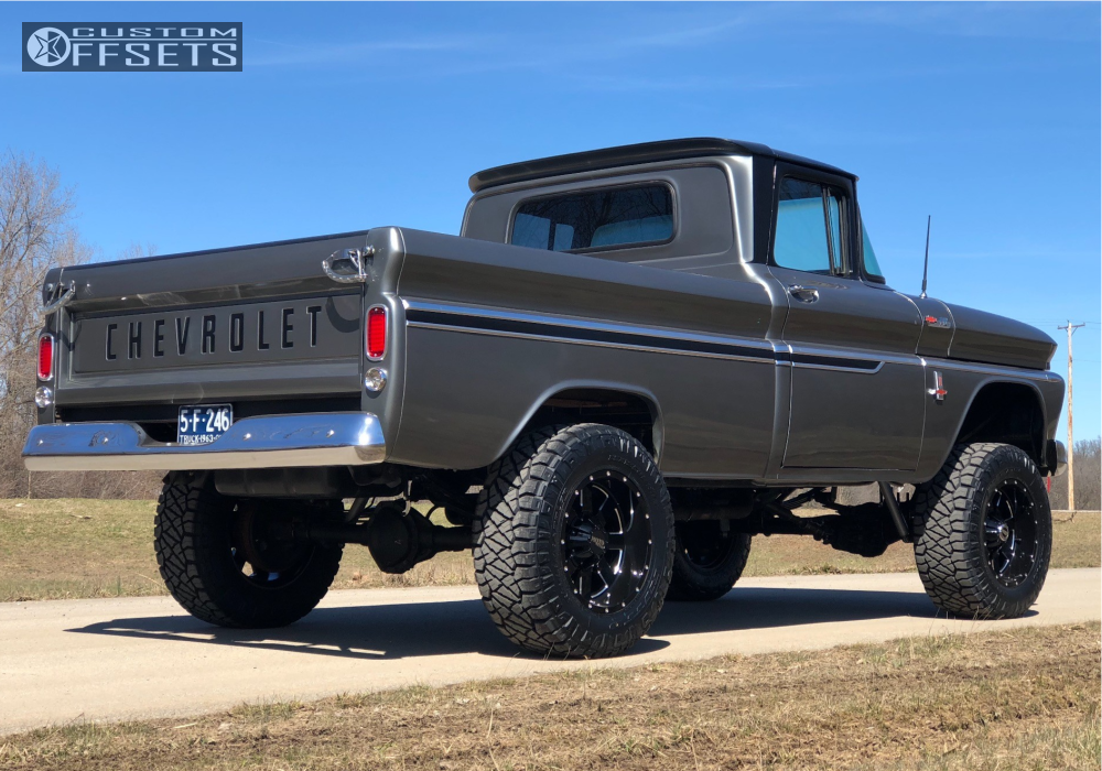 63 K10 Lifted