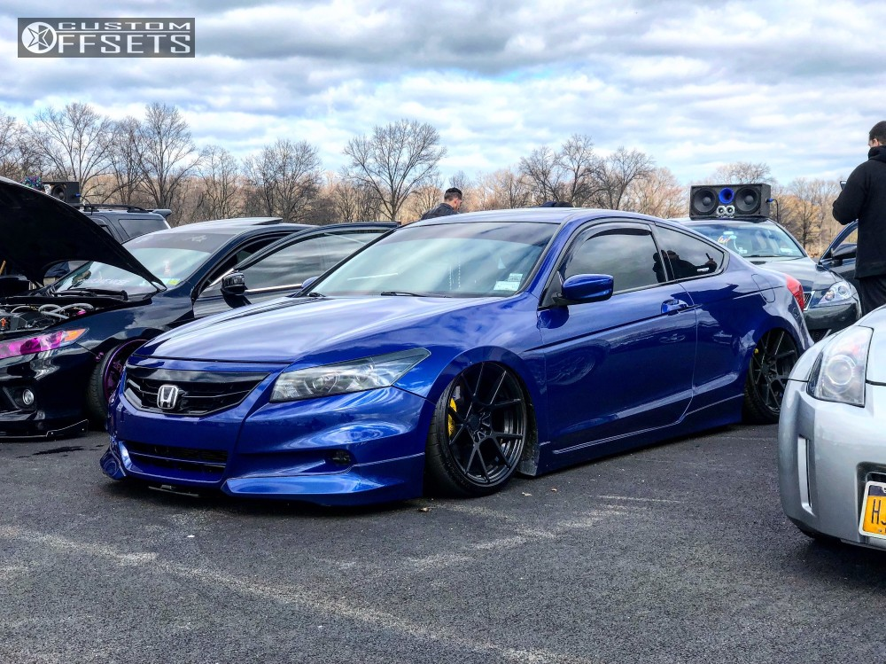 2011 Honda Accord Rotiform Kps Air Lift Performance Air