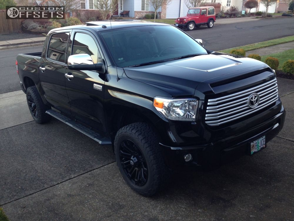 2014 toyota tundra xd brigade bilstein leveling kit. Black Bedroom Furniture Sets. Home Design Ideas