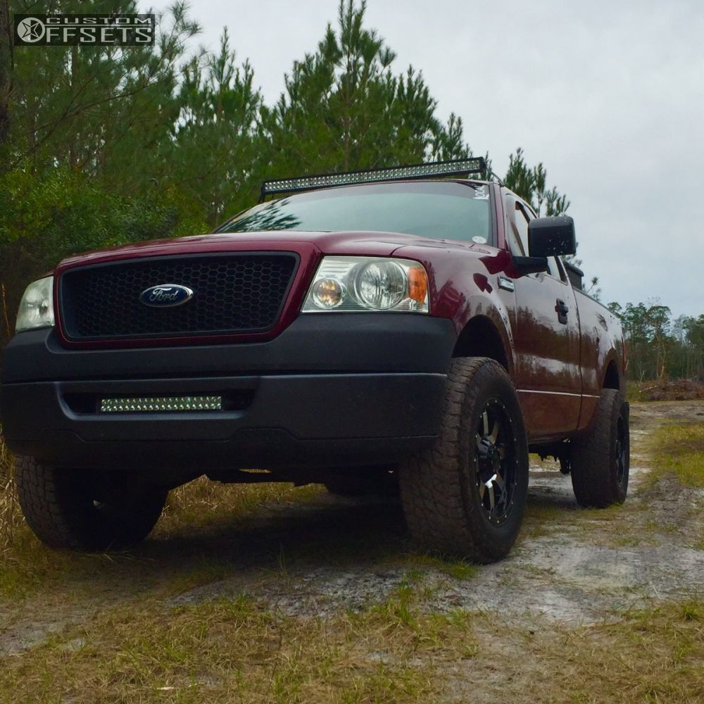 Leveling Kit For Ford F150: 2006 Ford F 150 Gear Alloy Big Block Rough Country
