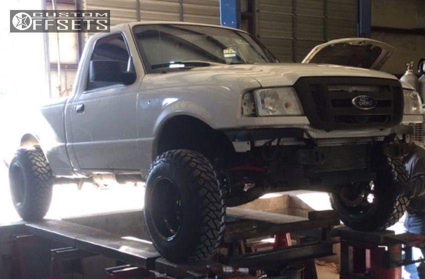 Garcias Tire Shop >> 2010 Ford Ranger Aero 51 Series Suspension Lift 6in