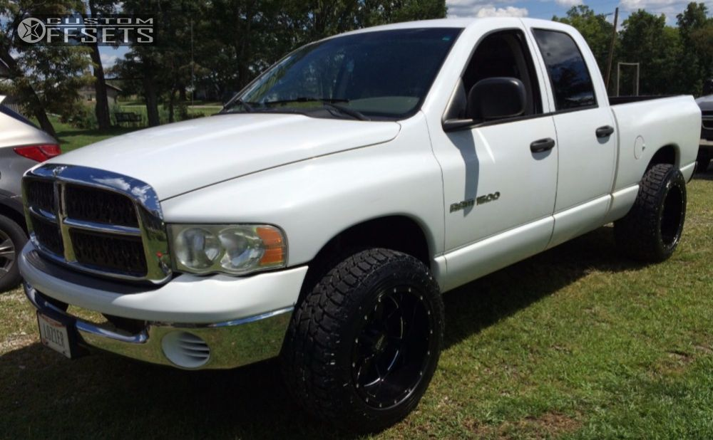 Wheel Offset  Dodge Ram  Super Aggressive