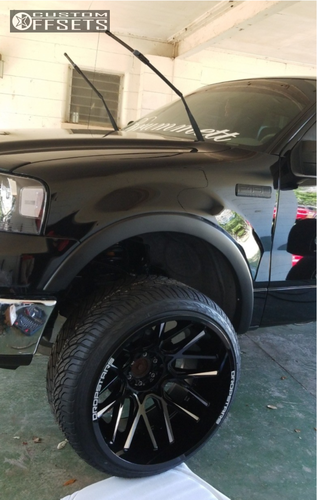F Ford Rancho Leveling Kit Dropstars Bm Black