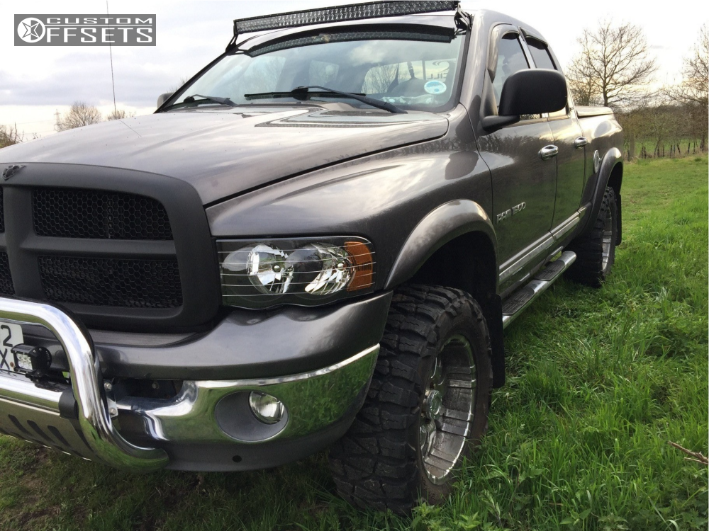 2002 dodge ram 1500 pro comp series 01 fabtech suspension lift 6in. Black Bedroom Furniture Sets. Home Design Ideas