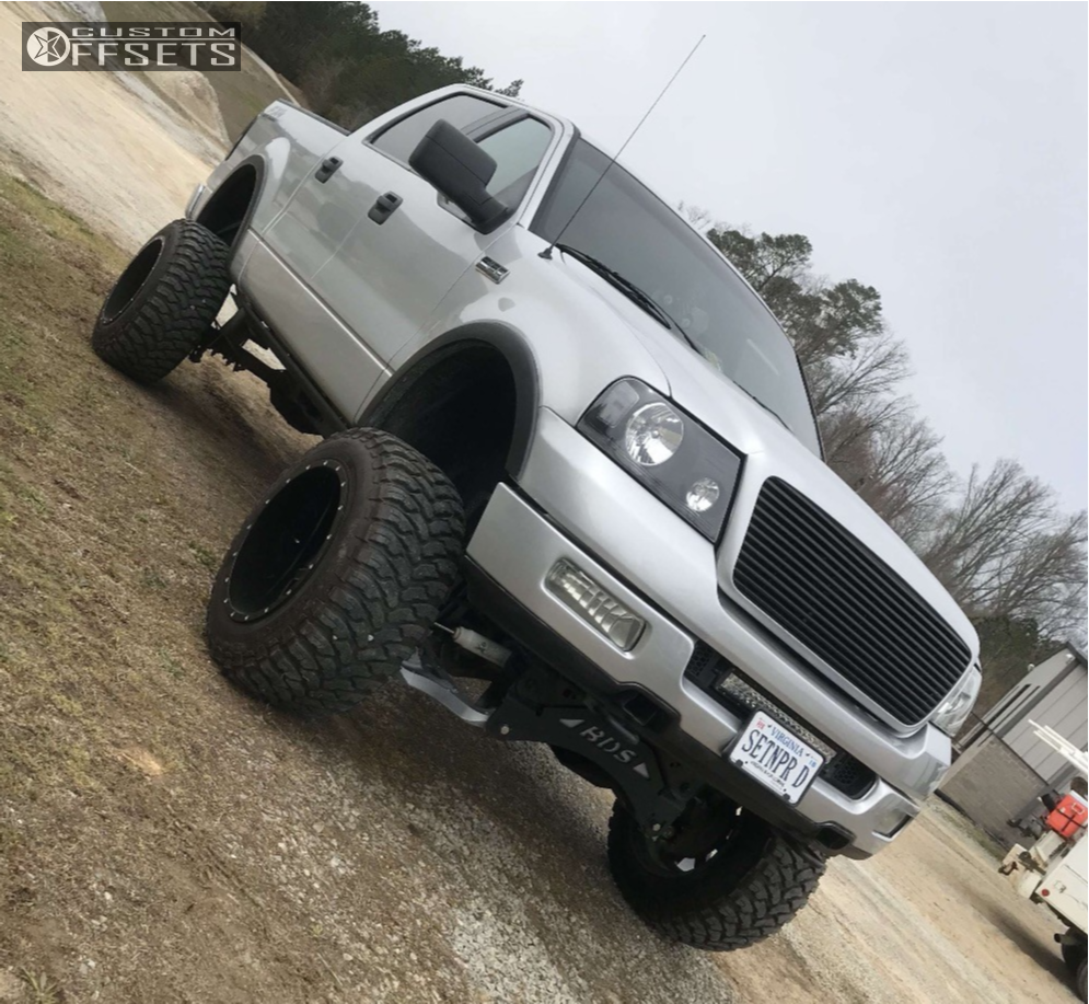 2005 Ford F 150 Fuel Maverick Bds Suspension Suspension
