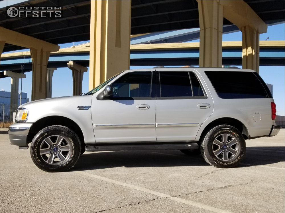 2002 ford expedition spaced out stockers spaced out stockers stock stock custom offsets 2002 ford expedition spaced out