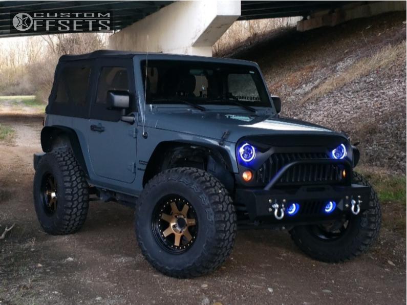 Jeep Wrangler Fenders >> 2015 Jeep Wrangler Mayhem Prodigy Stock Stock