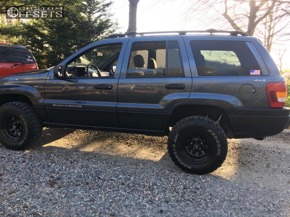 2001 Jeep Grand Cherokee Pro Comp Series 52 Supreme Suspension