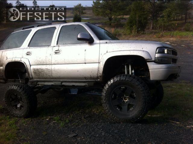 2004 Chevrolet Tahoe Xd Rockstar Lifted 9in