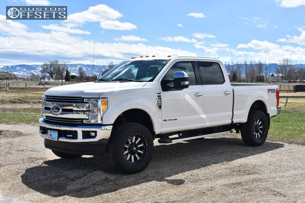 2017 Ford F 250 Super Duty Fuel Hardline Readylift