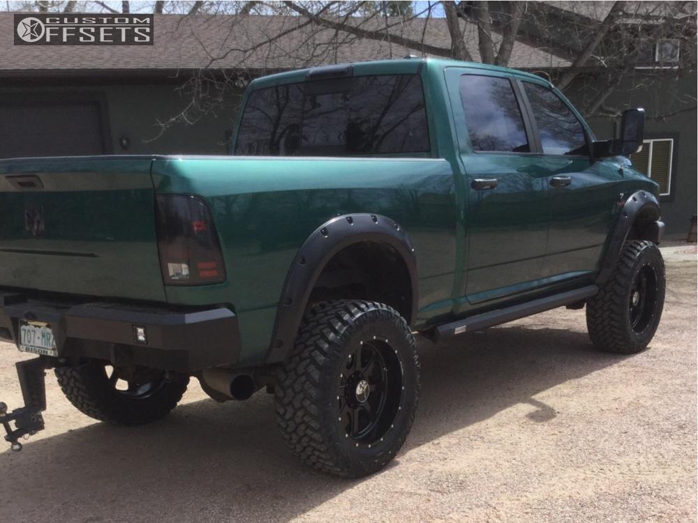2010 Dodge Ram 2500 Hostile Exile Pro Comp Suspension Lift
