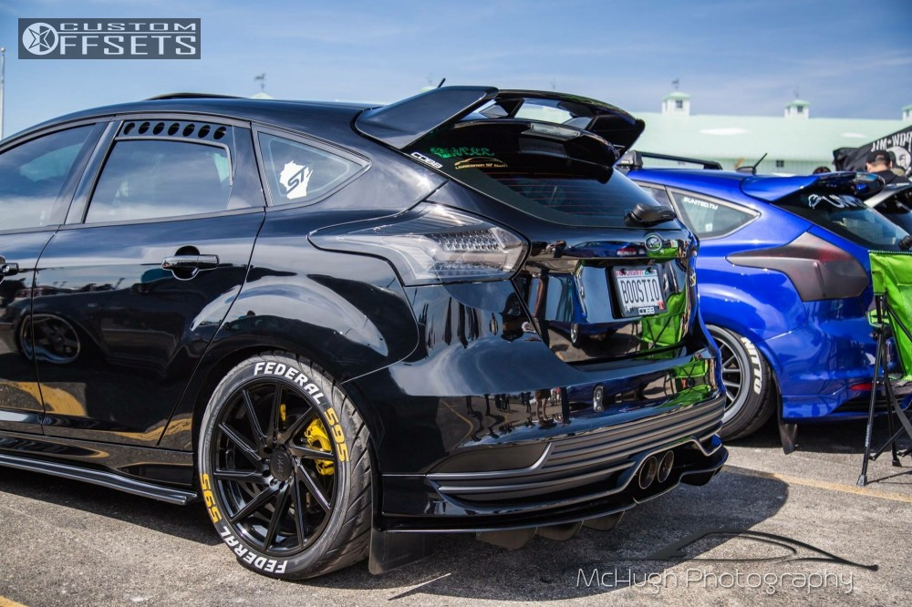 2016 Ford Focus F1r F29 Mountune Lowering Springs | Custom