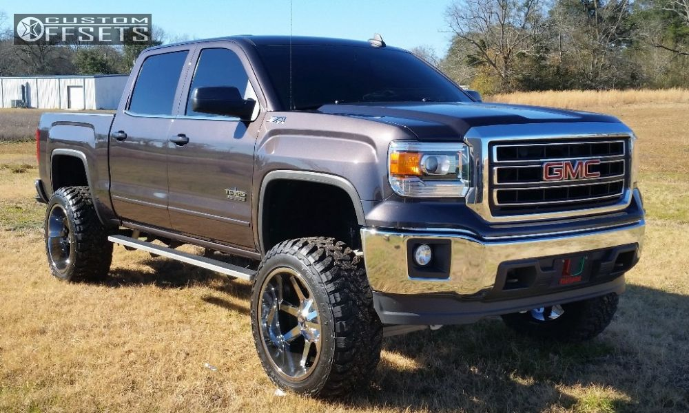 2015 Gmc Sierra 1500 Cali Offroad Busted Mcgaughys