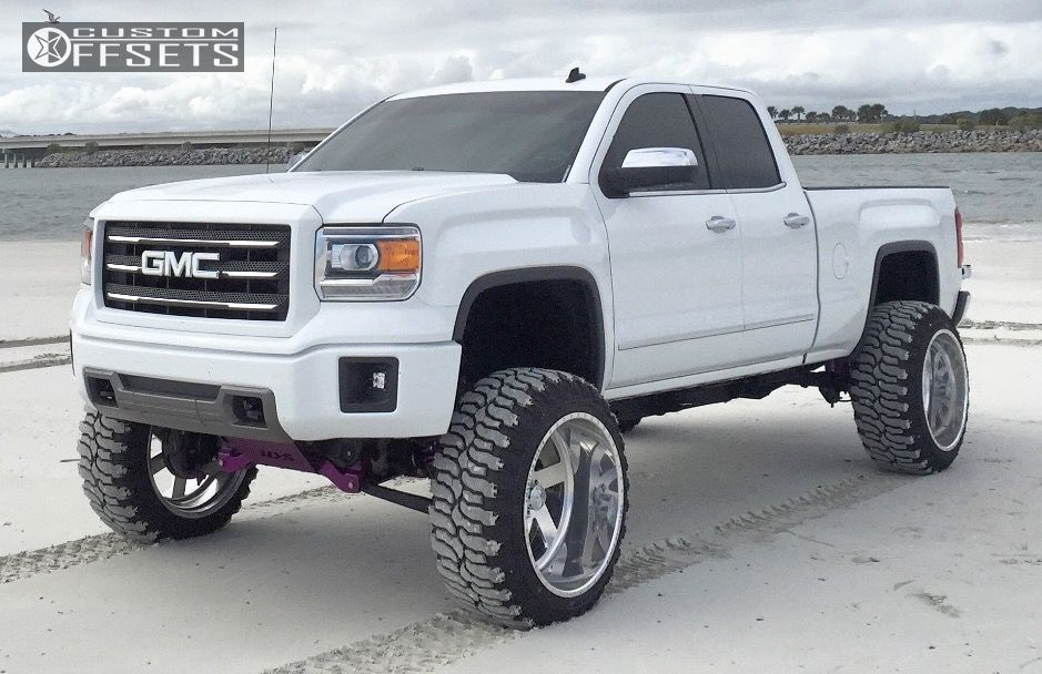 2003 Gmc Sierra 2500 Lifted >> Comment