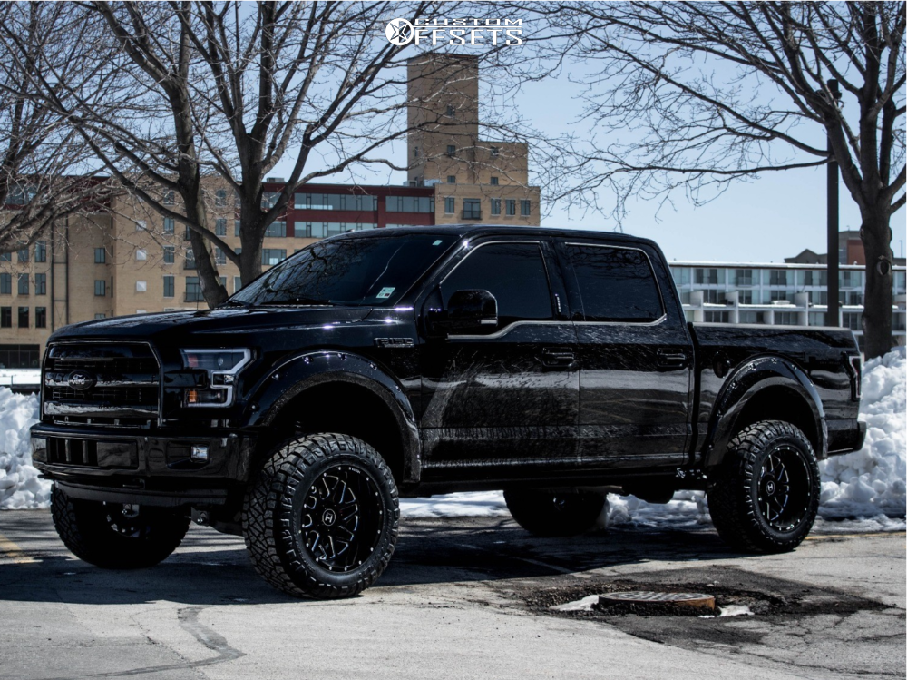 6 Inch Lift Kit For Ford F150 4X4 >> Bds Suspension 1532h 6 Suspension System Ford F 150 4wd
