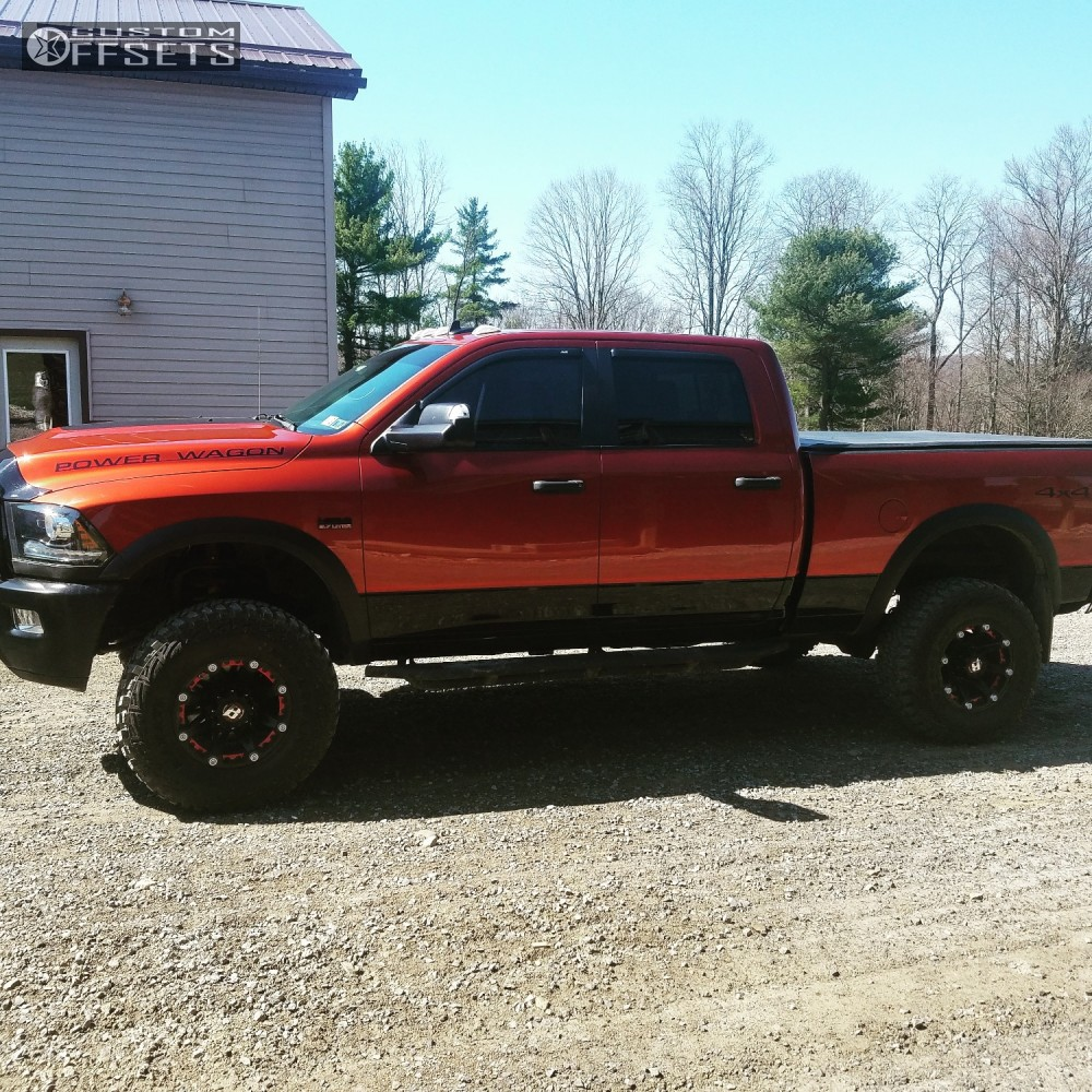 70 1 2013 2500 Ram Suspension Lift