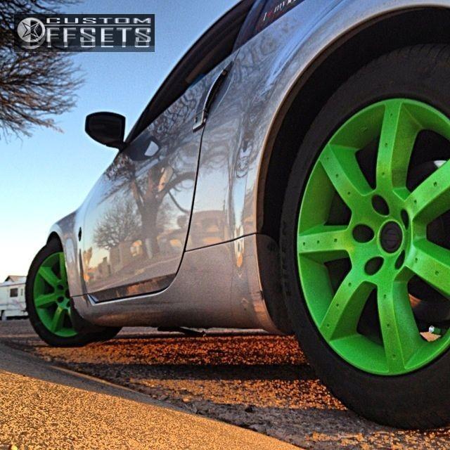 1 2004 350z Nissan 2dr Coupe 35l 6cyl 6m