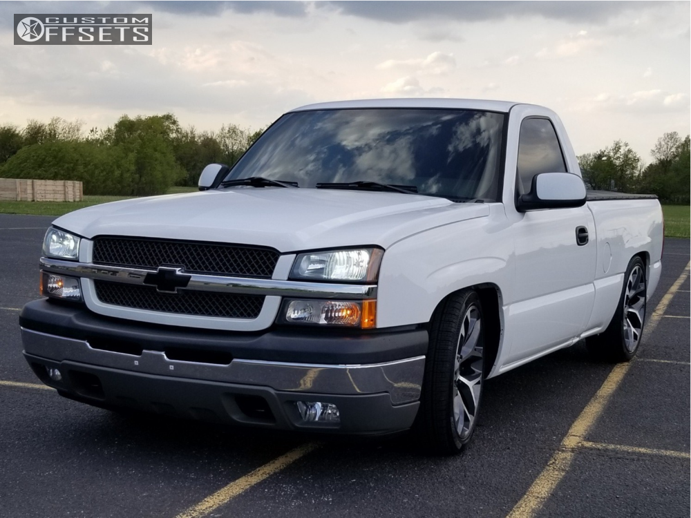 2005 chevrolet silverado 1500 oe performance 176 mcgaughys. Black Bedroom Furniture Sets. Home Design Ideas