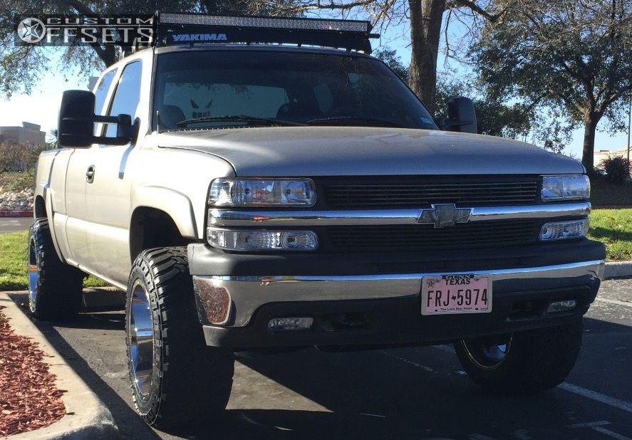 2000 chevrolet silverado 1500 gear alloy big block. Black Bedroom Furniture Sets. Home Design Ideas