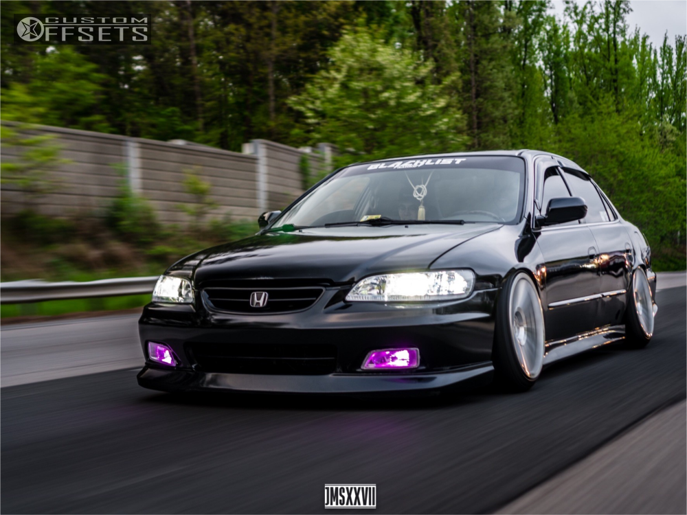 2002 Honda Accord Rotiform Ind T Function And Form Coilovers