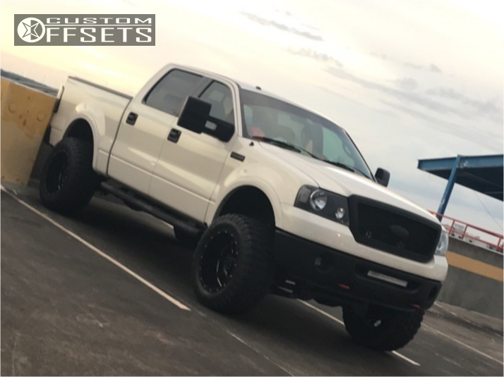 Ford Zone Suspension Lift In Gear Alloy Big Block Machined Accents